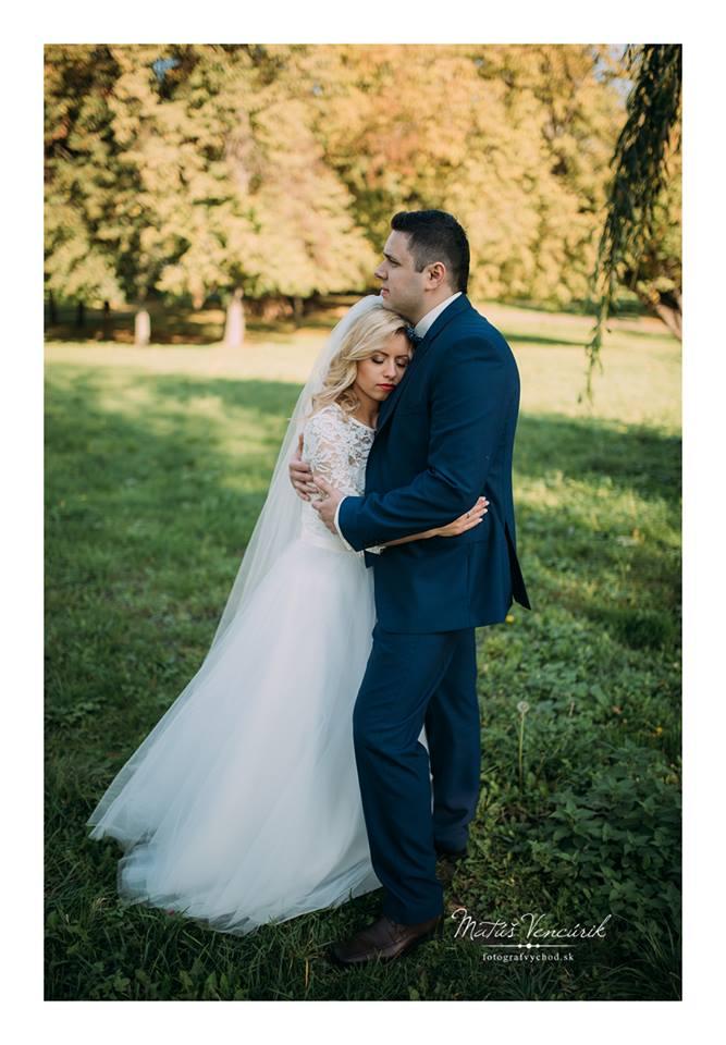 Svadobné fotky z Košíc